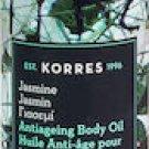 Korres Anti-aging Body Oil Jasmine 100ml