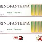2 X Rinopanteina NASAL BIO NATURAL Ointment 10gr
