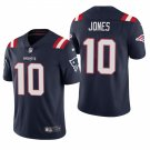 Men's/Youth Mac Jones New England Patriots Navy Vapor Limited Stitched Jersey