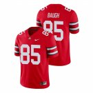 Men's #85 Marcus Baugh Ohio State Buckeyes College Football Scarlet Jersey Stitched