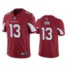 Men's #13 Christian Kirk Arizona Cardinals Vapor Limited Cardinal Jersey Stitched