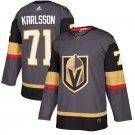 Men's #71 William Karlsson Vegas Golden Knights Navy Home Jersey Stitched
