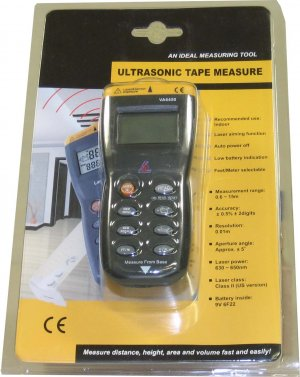 SALES Ultrasonic Distance Meter VC6450  FREE SHIPPING