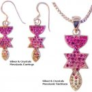 Messianic Jewelry Set - 1217-45-Set