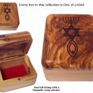 Olive Wood Box - Grafted In