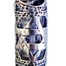 Mezuzah Necklace with Star of David -1215-58