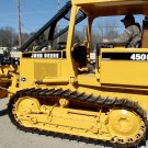 John Deere 450G 455G 550G 555G 650G Dozer Loader Crawler Repair Technical Service Manual TM1404 CD