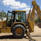 John Deere 710D Backhoe Loader Technical Service Manual TM1537 CD