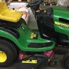 John Deere X110, X120, X140 Lawn Tractor Technical Service Manual TM2373 Digital Download