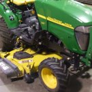 John Deere 2305 Compact Utility Tractor Technical Manual CD TM2289