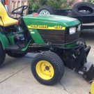 John Deere 4100 Compact Utility Tractor Service Technical Manual TM1630 CD