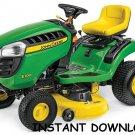 John Deere E100, E110, E120, E130, E140, Tractor Technical Manual TM151119 PDFPDF Digital Download