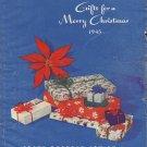 1945 Sears Christmas Wishbook Catalog PDF