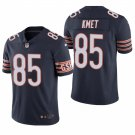 Chicago Bears #85 Cole Kmet Navy Vapor Limited Football Jersey for Men Stitched