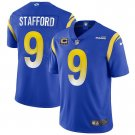 Matthew Stafford Los Angeles Rams Blue Vapor Limited Stitched Jersey For Men