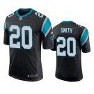 Rodney Smith Carolina Panthers Black Vapor Limited Stitched Jersey For Men
