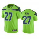 Marquise Blair Seattle Seahawks Neon Green Color Rush Limited Stitched Jersey For Men