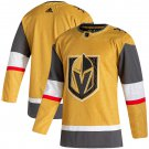 Blank Vegas Golden Knights Gold Alternate Stitched Jersey For Men
