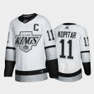 Anze Kopitar Los Angeles Kings White Third Classic Stitched Jersey For Men