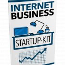 Internet Business Startup Kit Advanced | LIMITED | PDF Download (+ Resell Rights)