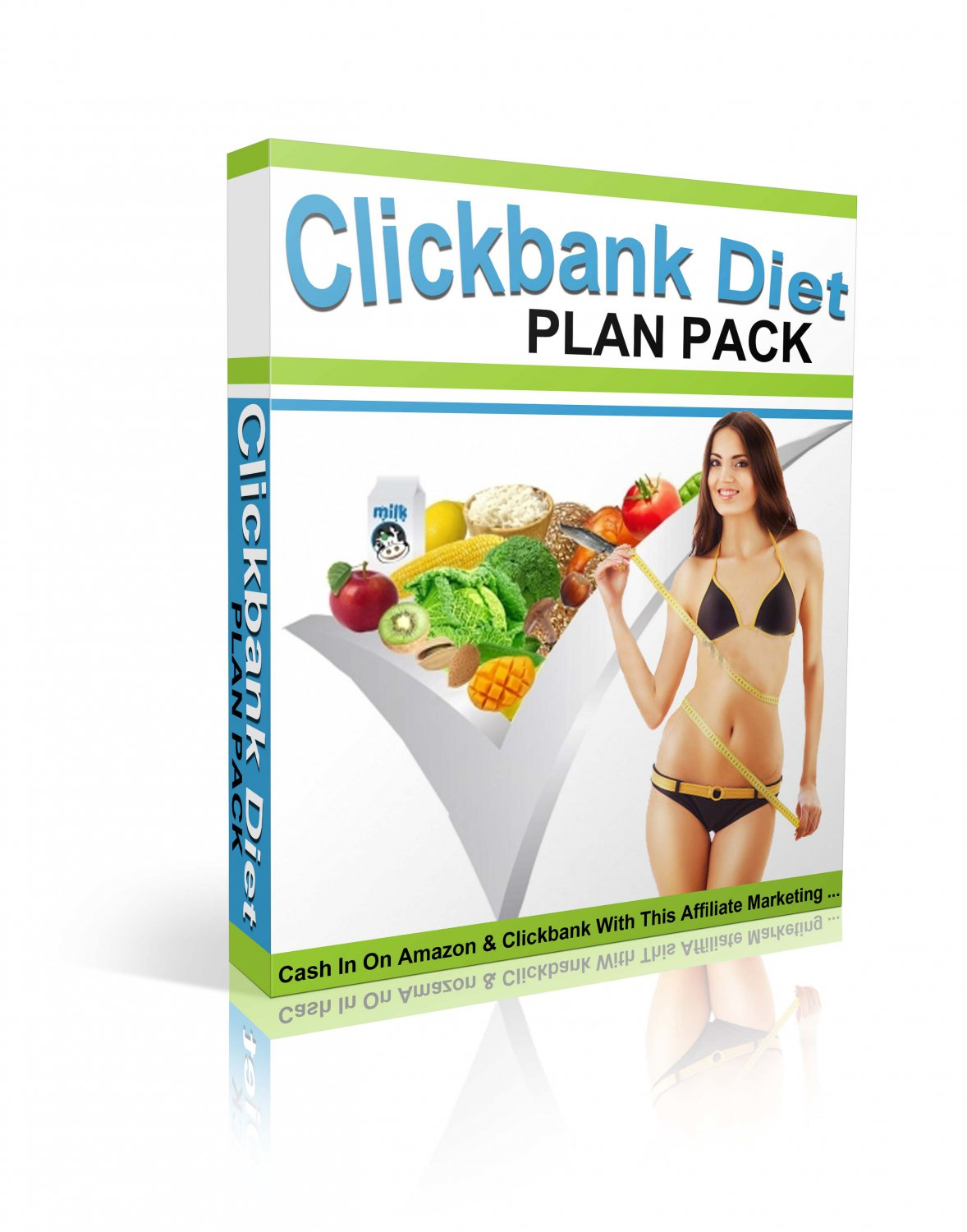 New Clickbank Diet Plans Pack | LIMITED | PDF Download (+ Resell Rights)