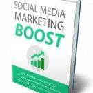 Social Media Marketing Boost | E-Book Download