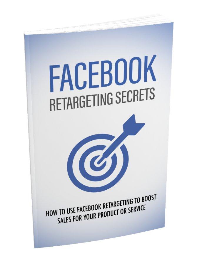 Facebook Retargeting Secrets | E-Book Download