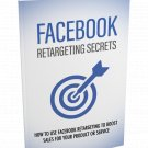 Facebook Retargeting Secrets | E-Book Download