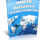 Outsource Internet Marketing | E-Book Download