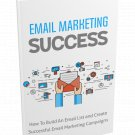 Email Marketing Success | E-Book Download