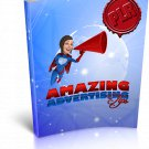 Amazing Advertising Tips | E-Book Download