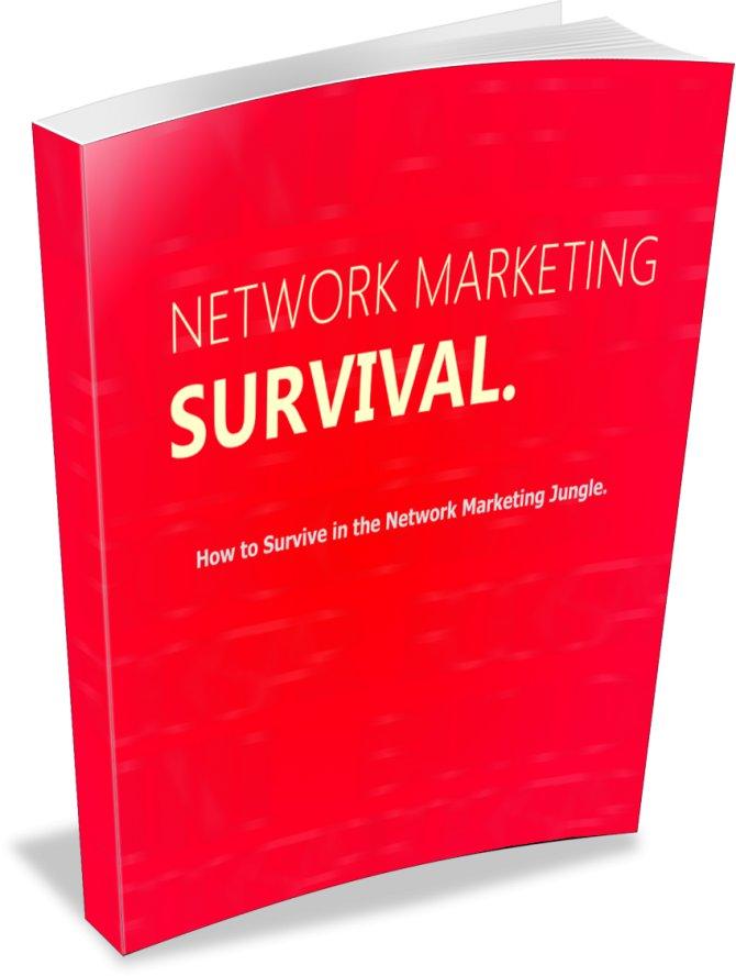 Network Marketing Survival   E-Book Download
