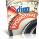 Promoting With Digg | E-Book Download