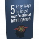 5 Easy Ways To Boost Your Emotional Intelligence | E-Book Download