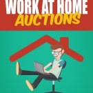 Work At Home Auctions | E-Book Download