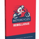 Motorcycles Rebellious | E-Book Download