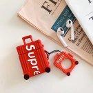 Supreme Suitcase Style Airpod Case