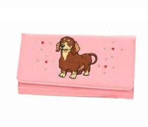 Dachshund Picture Wallet