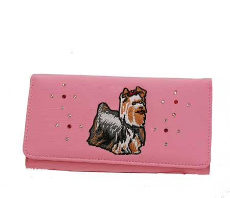 Yorkshire Terrier Picture Wallet