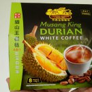 Yit Foh Musang King Durian White Coffee (4 in 1 Premix) - 8 Sticks x 40gm pack