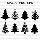 Christmas Tree Svg, Christmas svg, christmas tree cut file svg, Tree Christmas Svg,Christmas SVG