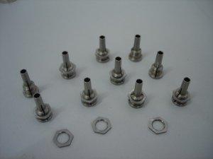 nozzle machining