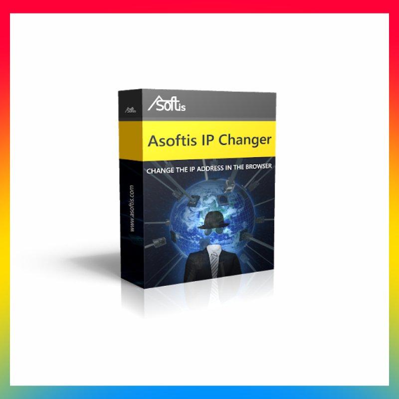 License Asoftis IP Changer Pro