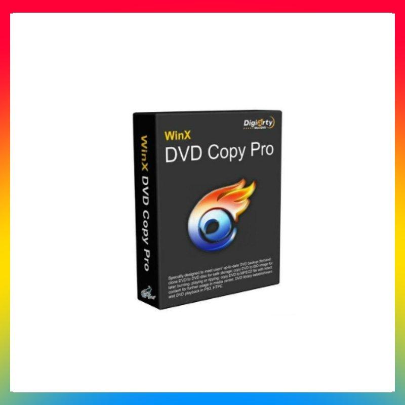 License WinX DVD Copy 3.9 Pro