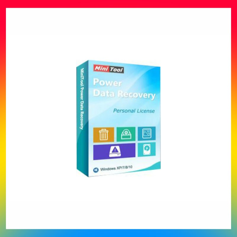 License Mini Tool Power Data Recovery 7.0 Personal