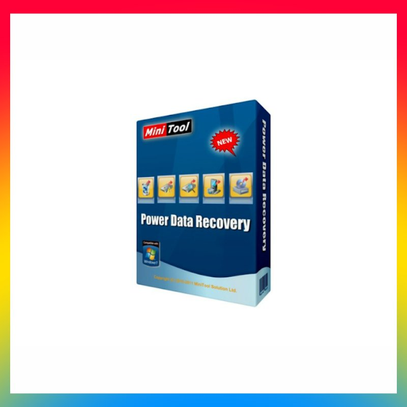 License Mini Tool Power Data Recovery 6.8 Pro