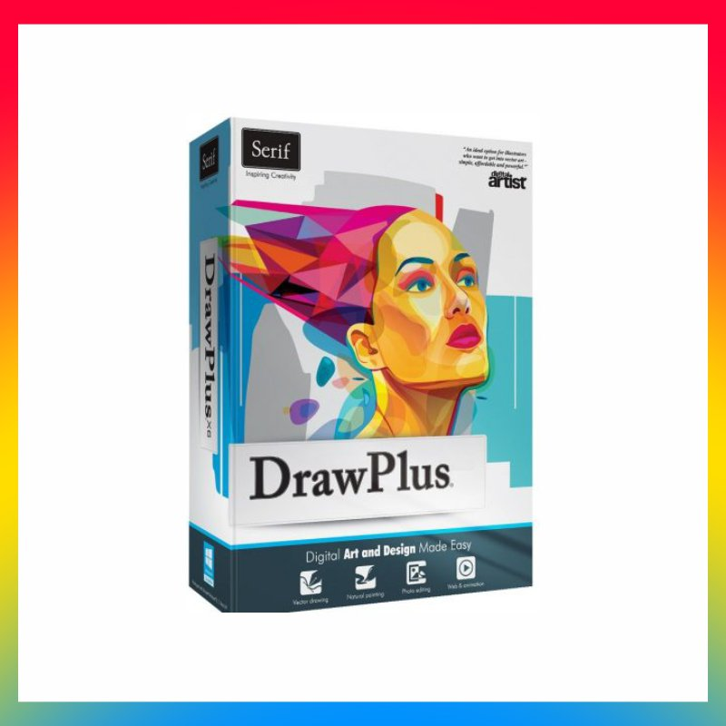 License Serif Draw Plus X8 Pro Lifetime