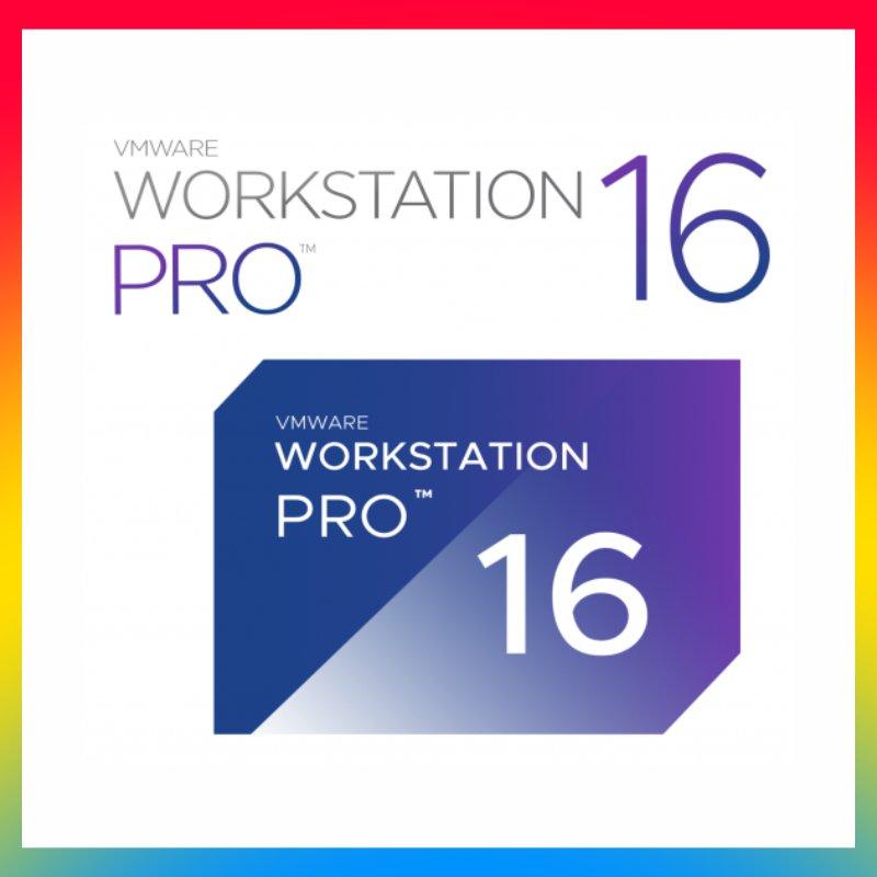 License VMWare Workstation 16 Pro For 10 PC Lifetime