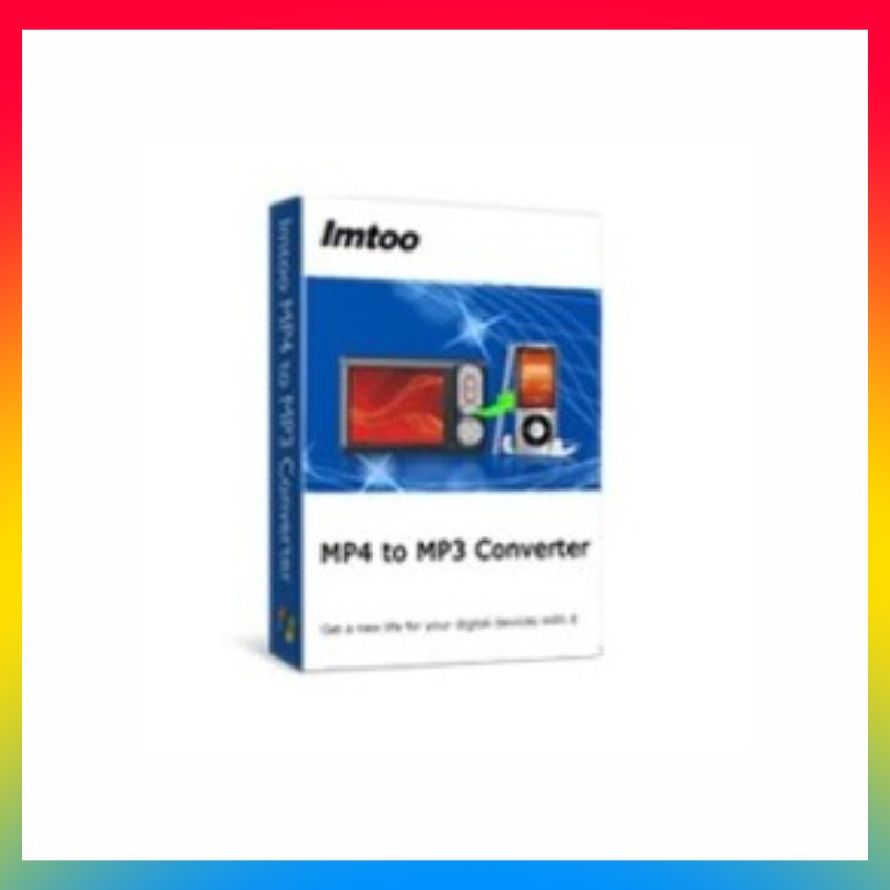 License ImTOO MP4 To MP3 Converter Pro Lifetime