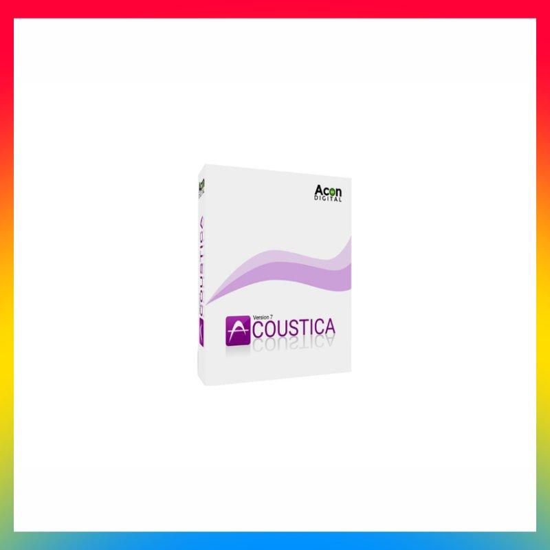 License Acoustica 7 Premium Edition Lifetime